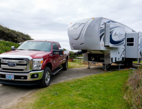 How To Tow A Trailer: Tips For Your First Time